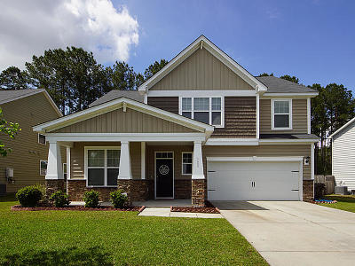 Summerville Single Family Home For Sale: 122 Royal Star Road