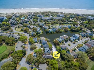 Isle Of Palms Single Family Home For Sale: 62 Fairway Dunes Lane