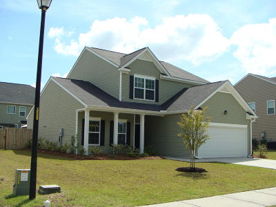 Berkeley County, Charleston County, Dorchester County Single Family Home For Sale: 225 Urbano Lane