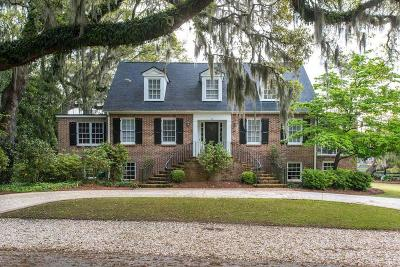 Charleston Single Family Home Contingent: 8 New Town Lane