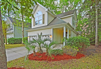 Charleston Single Family Home For Sale: 637 Fair Spring Drive