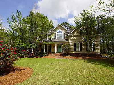 Summerville Single Family Home For Sale: 103 Glen Abby Drive