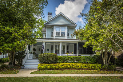 Charleston Single Family Home For Sale: 6018 Grand Council Street