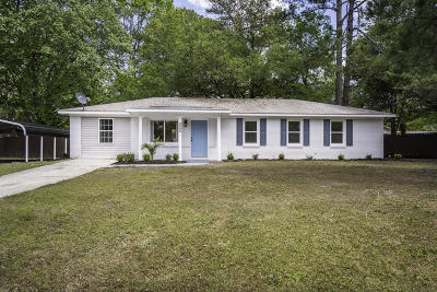 Ladson Single Family Home Contingent: 4466 Donwood Circle
