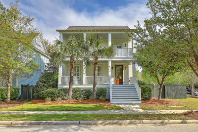Charleston Single Family Home For Sale: 1261 Blakeway Street