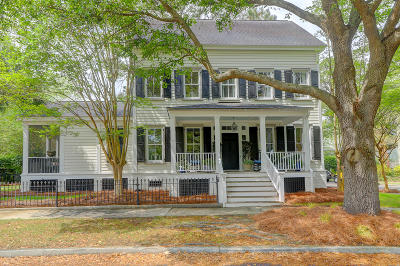 Mount Pleasant Single Family Home For Sale: 28 Prescient Street
