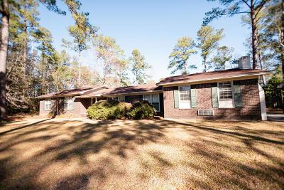 Walterboro Single Family Home For Sale: 652 Otis Road