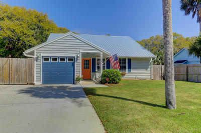 Isle Of Palms SC Single Family Home For Sale: $899,999