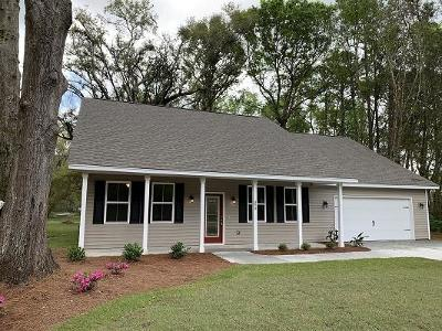 Single Family Home For Sale: 3615 Berryhill Road