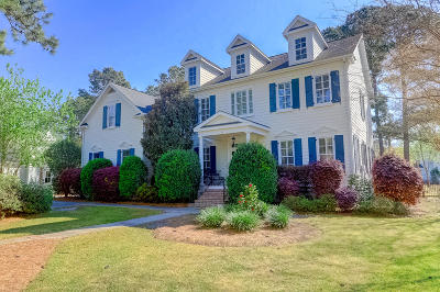 Mount Pleasant Single Family Home For Sale: 774 Navigators Run