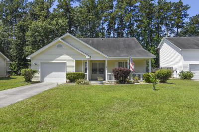 Berkeley County Single Family Home For Sale: 145 Caryota Lane