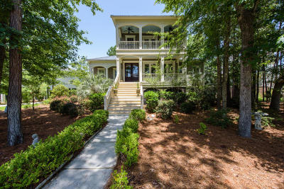 Single Family Home For Sale: 2766 Parkers Landing Road
