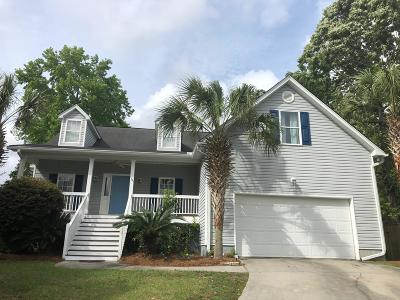 Hanahan Single Family Home Contingent: 14 Burky Court