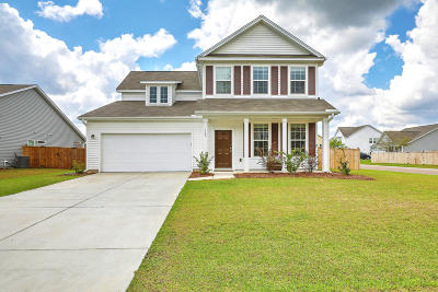 Berkeley County Single Family Home For Sale: 145 Cypress Plantation Road