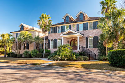 Charleston Single Family Home For Sale: 828 Mary River Lane