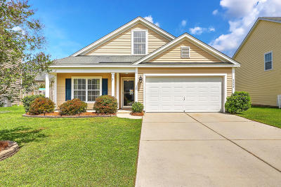 Hanahan Single Family Home Contingent: 1159 Deerberry Road