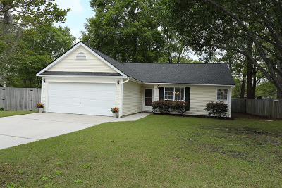 North Charleston Single Family Home Contingent: 4166 Gaines Mill Drive