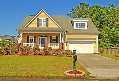Legend Oaks Plantation Single Family Home Contingent: 103 Hanging Moss Road