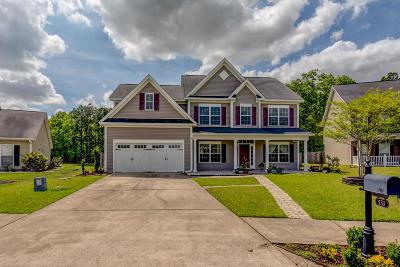 Moncks Corner Single Family Home For Sale: 531 Chaff Lane