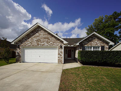 Summerville Single Family Home Contingent: 1211 Millbrook Road