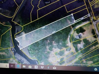 Residential Lots & Land For Sale: Riley Road