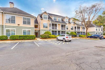 Berkeley County, Charleston County Attached For Sale: 130 River Landing Drive #5208