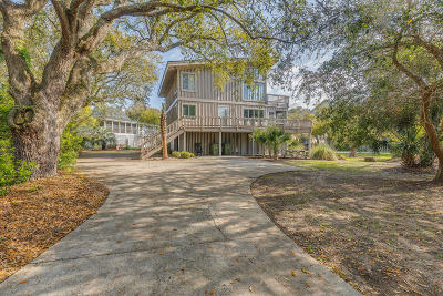 Isle Of Palms SC Single Family Home For Sale: $1,399,000