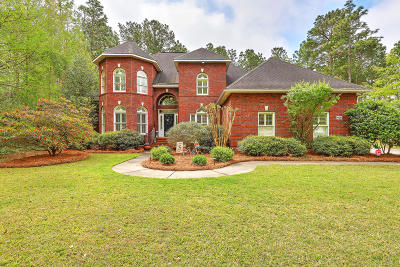 Summerville Single Family Home For Sale: 400 Glen Eagles Drive