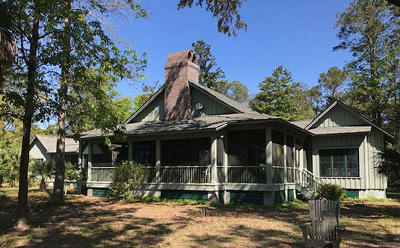 Edisto Island Single Family Home For Sale: 2012 Bailey Island Lane