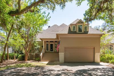 Johns Island Single Family Home Contingent: 3001 Hidden Oak Drive