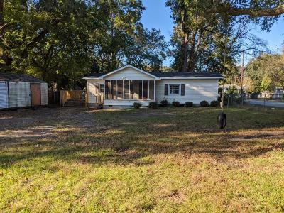 North Charleston Single Family Home For Sale: 2002 Emden Street