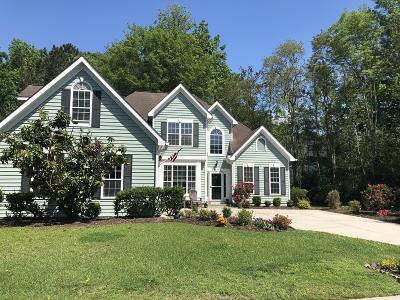 Mount Pleasant Single Family Home Contingent: 2662 Scarlet Oak Court