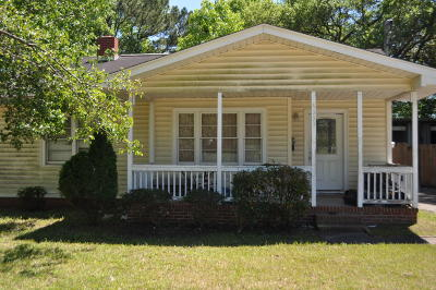 North Charleston Single Family Home For Sale: 4333 Spur Street