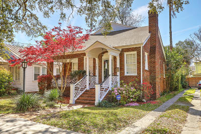 Charleston Single Family Home For Sale: 795 Rutledge Avenue