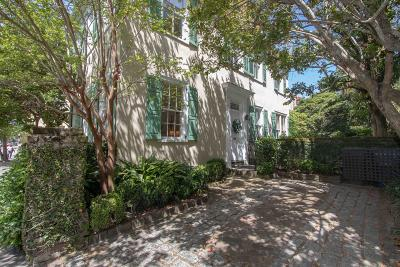 Charleston Single Family Home For Sale: 88 King Street