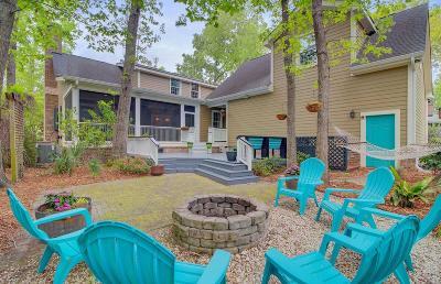 Mount Pleasant Single Family Home For Sale: 3416 Henrietta Hartford Road