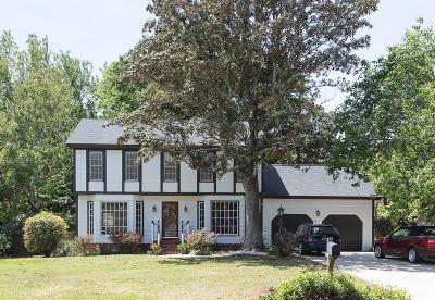 Charleston Single Family Home For Sale: 945 Regatta Road