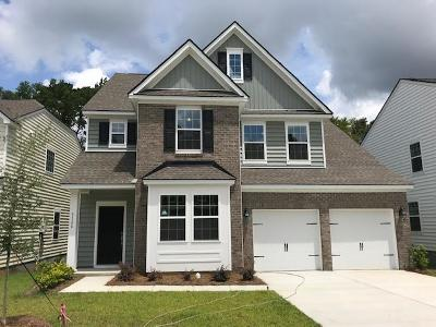 Ladson Single Family Home For Sale: 5166 Preserve Boulevard