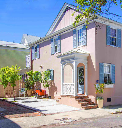 Charleston Attached For Sale: 153 Tradd Street