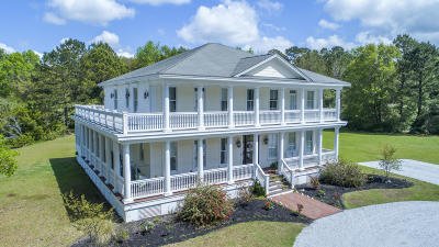 Johns Island Single Family Home Contingent: 3332 Westphal Drive