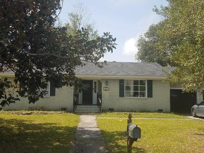 James Island Single Family Home Contingent: 1217 Silverleaf Circle