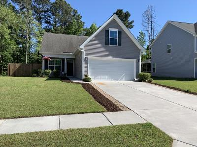 Berkeley County, Charleston County, Dorchester County Single Family Home For Sale: 4553 Waddling Way