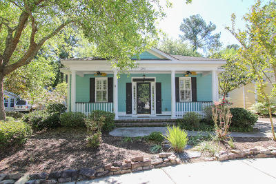 Johns Island Single Family Home Contingent: 2921 Split Hickory Court