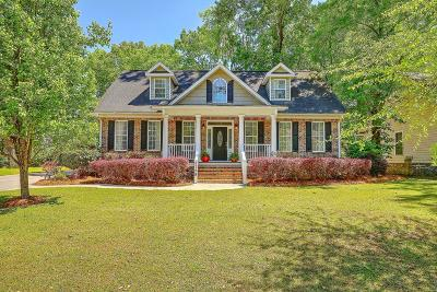 North Charleston Single Family Home For Sale: 8729 Laurel Grove Lane