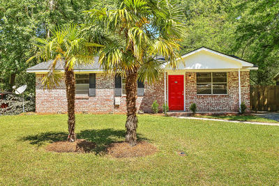 Summerville Single Family Home Contingent: 211 Barshay Drive