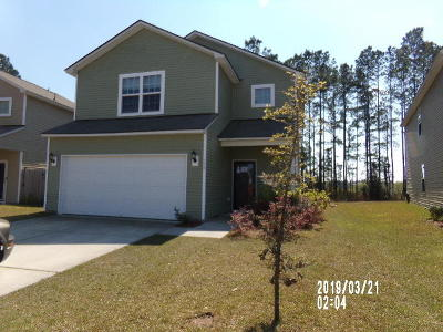 Berkeley County, Charleston County, Dorchester County Single Family Home For Sale: 339 Iveson Road