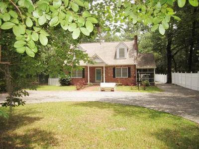Walterboro Single Family Home For Sale: 1430 Wichman Street