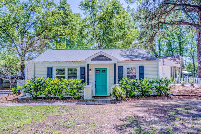 Charleston Single Family Home For Sale: 738 Anita Drive