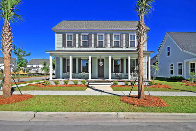 Berkeley County Single Family Home For Sale: 300 Watergrass Street