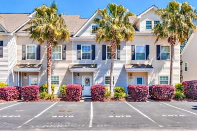 North Charleston Attached For Sale: 4918 Lake Palmetto Lane